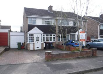 Thumbnail 3 bedroom semi-detached house to rent in Shakespeare Way, Sutton Heights, Telford