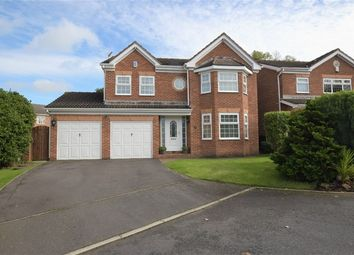 Thumbnail 5 bed detached house for sale in Kendray Close, Belper, Derbyshire