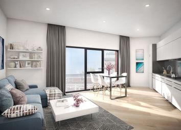 Thumbnail 1 bed flat for sale in 602 The Wells Road, Nottingham