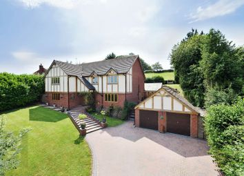 Thumbnail 5 bed detached house for sale in Old Grove, Westhide, Hereford
