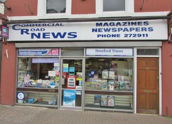 Thumbnail Retail premises for sale in 20 Commercial Road, Hereford