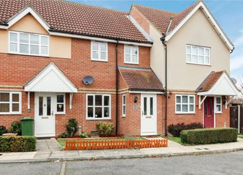 Thumbnail 2 bed terraced house for sale in Carswell Gardens, Wickford