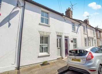 Thumbnail 2 bed terraced house for sale in Ridley Road, Rochester, Kent