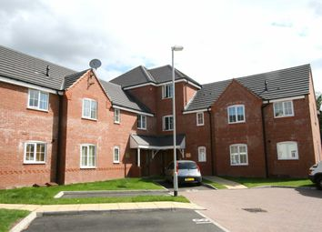 Thumbnail 2 bed flat to rent in Church Place, Blakenall Heath, Walsall