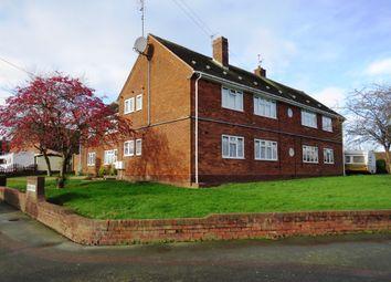 Thumbnail 2 bed flat for sale in Ashmore Avenue, Ashmore Park, Wolverhampton
