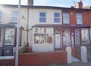 Thumbnail 4 bed terraced house for sale in Buchanan Street, Blackpool