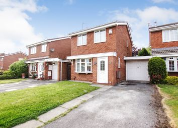 Thumbnail 3 bed link-detached house for sale in Langton Close, Widnes