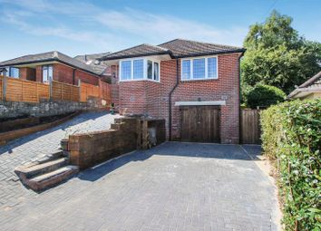 Thumbnail 2 bedroom detached bungalow for sale in Hull Crescent, Bournemouth