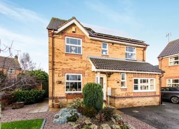 Thumbnail 4 bed detached house for sale in Churchfields Road, Folkingham, Sleaford