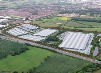 Thumbnail Industrial for sale in Rugby Gateway, Junction 1 M6, Rugby, Warwickshire