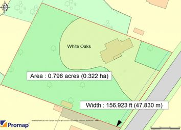 Thumbnail Land for sale in Sandy Lane, Kingswood, Tadworth