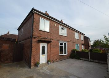 Thumbnail 3 bedroom semi-detached house for sale in Highfield Green, Allerton Bywater, Castleford, West Yorkshire