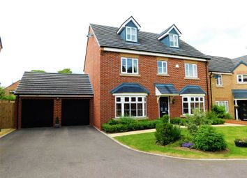 Thumbnail 5 bed detached house for sale in Westhorpe Lane, Rowley Park, Stafford.