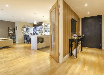 Thumbnail 2 bed flat for sale in Spinnaker House, Battersea Reach