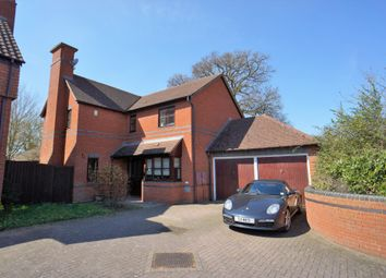 Thumbnail 4 bedroom detached house to rent in Linceslade Grove, Loughton, Milton Keynes