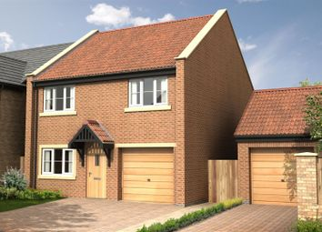 Thumbnail 4 bed detached house for sale in The Chestnut - Nursery Gardens, Station Road, Stannington