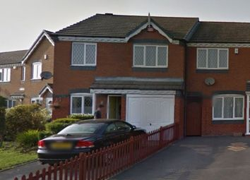 Thumbnail 3 bed terraced house for sale in Norfolk New Road, Walsall