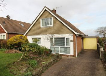 Thumbnail 3 bed detached bungalow for sale in Westfield Road, Caerleon, Newport
