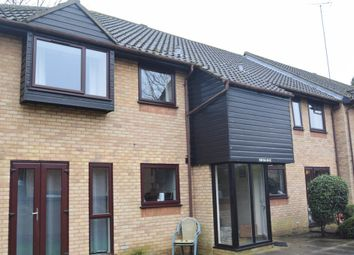 Thumbnail 2 bedroom flat to rent in Mermaid Close, Bury St. Edmunds
