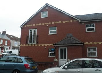 Thumbnail 2 bedroom flat to rent in Oakwood Road, Brynmill, Swansea