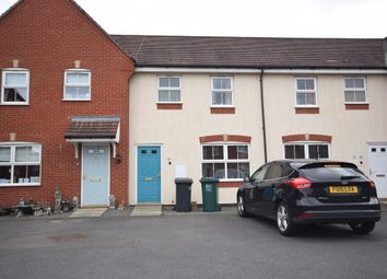 Thumbnail 3 bed town house for sale in Essex Drive, Church Gresley, Derbys.