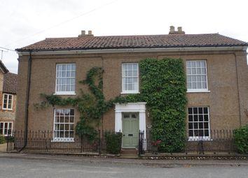 Thumbnail 4 bed farmhouse for sale in Malthouse Row, Church Road, Wereham, King's Lynn