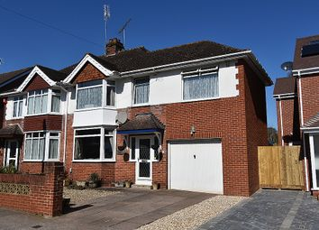 Thumbnail 4 bed semi-detached house for sale in Whipton Lane, Heavitree, Exeter