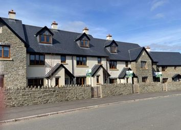 Thumbnail 3 bed terraced house for sale in Clos Castell, Llangynidr, Crickhowell