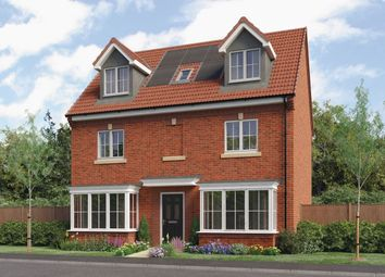 Thumbnail 5 bed detached house for sale in Southport Road, Chorley