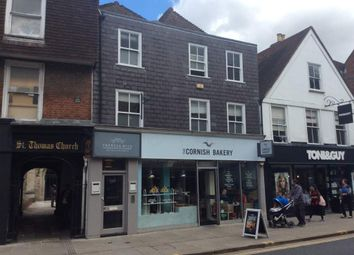 Thumbnail Commercial property for sale in Silver Street, Salisbury