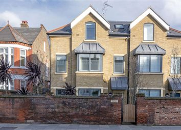 Thumbnail 5 bed semi-detached house for sale in Trinity Road, London