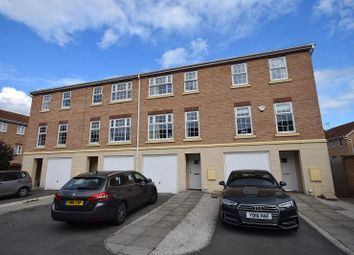 Thumbnail 3 bed town house to rent in Caspian Drive, City Point, Pride Park, Derby