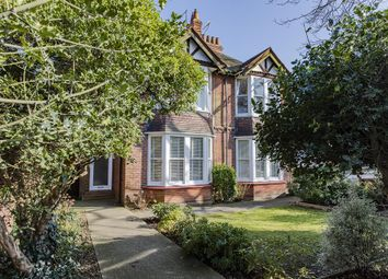 Thumbnail 2 bedroom flat for sale in Broadwater Road, Worthing, West Sussex