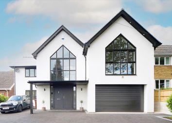 Thumbnail 5 bed detached house for sale in Hatherley Road, Cheltenham, Gloucestershire