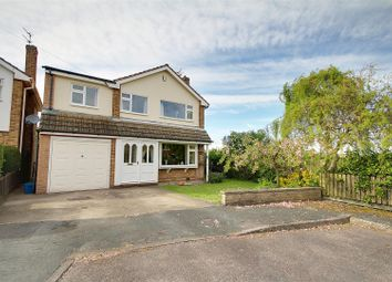Thumbnail 4 bedroom detached house for sale in Delia Avenue, Hucknall, Nottingham