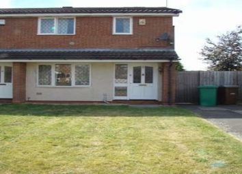 Thumbnail 2 bedroom semi-detached house to rent in Peregrine Close, Lenton, Nottingham