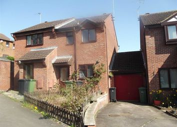 Thumbnail 2 bed end terrace house to rent in Primrose Close, Ross On Wye, Herefordshire