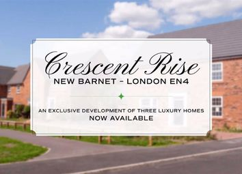 Thumbnail 4 bed property for sale in Crescent Rise, New Barnet, Barnet