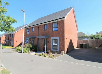 Thumbnail 3 bed semi-detached house for sale in Furnells Way, Bexhill On Sea, East Sussex