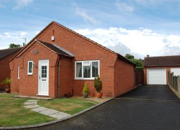 Thumbnail 2 bed detached bungalow for sale in Garth Close, Stafford