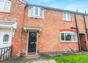 Thumbnail 3 bed terraced house to rent in Old Moat Lane, Manchester