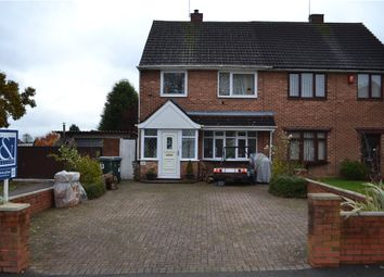 Thumbnail 3 bedroom semi-detached house for sale in Gravel Hill, Tile Hill, Coventry, West Midlands
