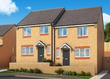 "Thumbnail 3 bedroom property for sale in ""The Larch At Coppice Heights"" at Palmer Road, Dipton, Stanley"