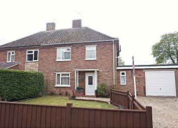 Thumbnail 3 bed semi-detached house for sale in East Road, Watton
