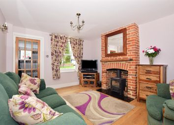 Thumbnail 2 bed semi-detached house for sale in The Street, Ashford, Kent