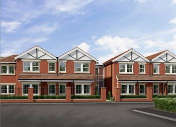 Thumbnail 2 bed flat for sale in Clarendon Road, Ashford, Surrey