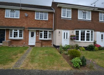2 bed terraced house to rent in Redshaw Close, Buckingham, Buckinghamshire MK18