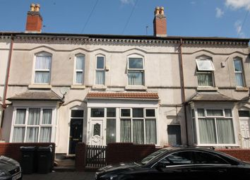 Thumbnail 4 bed terraced house for sale in Douglas Road, Handsworth, Birmingham
