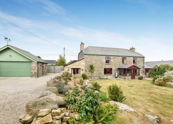 Thumbnail 5 bed detached house for sale in Penzance, Cornwall