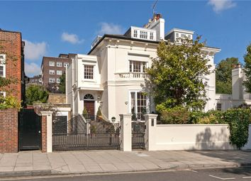 Thumbnail 4 bedroom semi-detached house for sale in Queens Grove, St John's Wood, London